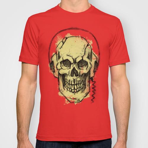 skullSound_tee