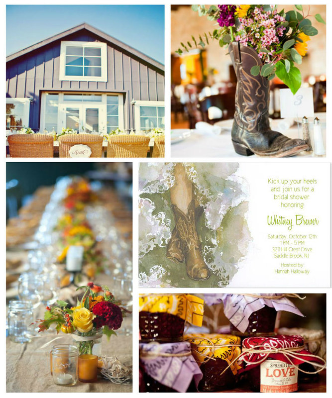 country-chic-bridal-shower