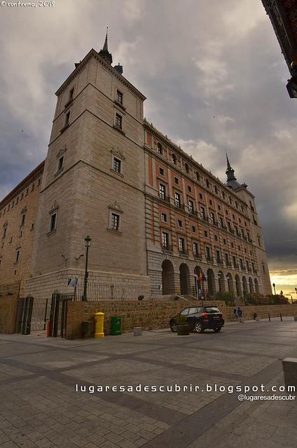 Alcázar de Toledo (Castilla-La Mancha, España)