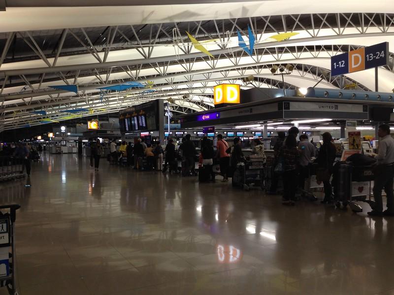ピーチ搭乗を前に関西空港で過ごす夜は by haruhiko_iyota