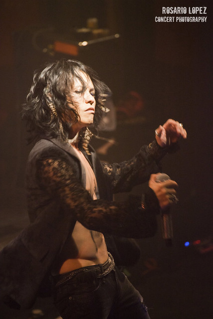 Vamps at Sala Apolo