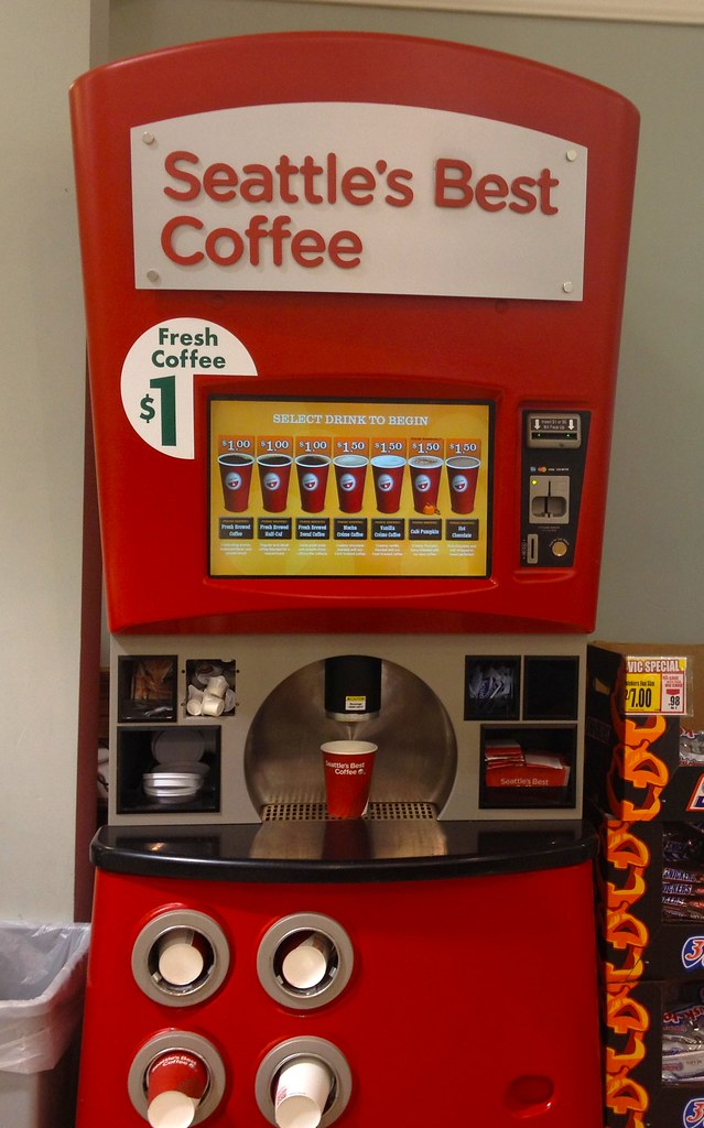 Rubi Coffee Kiosk #rubi2go #shop