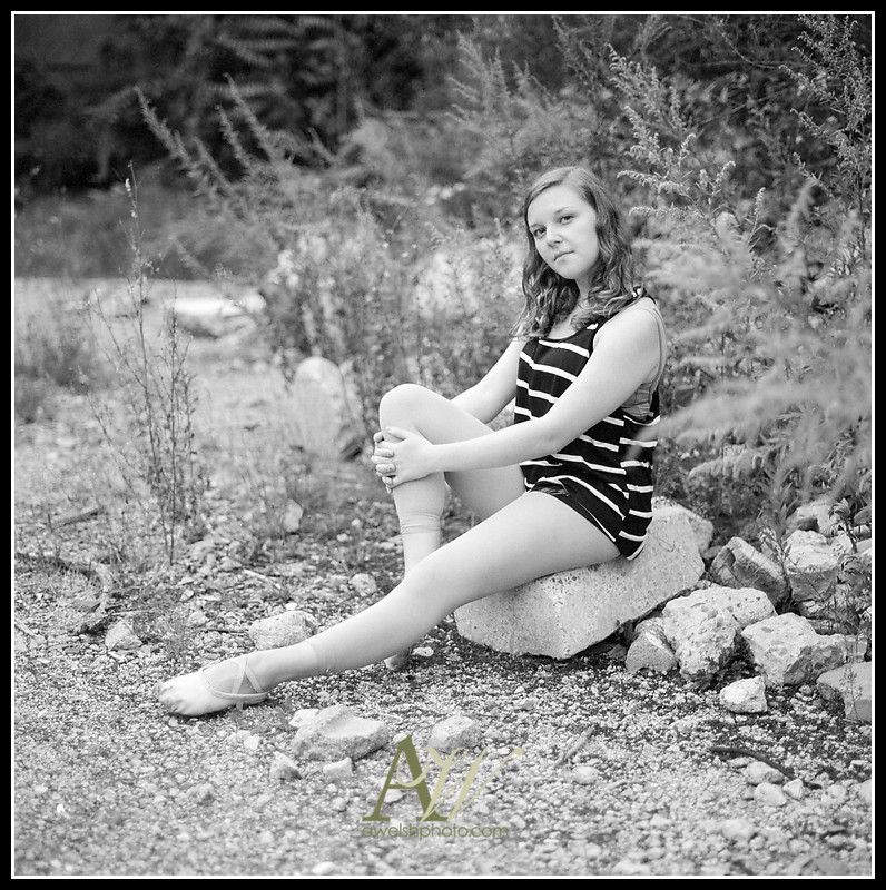 Hanna Senior Portrait Photography Photographer Rochester Pittsford NY Andrew Welsh Unique Dance Theater