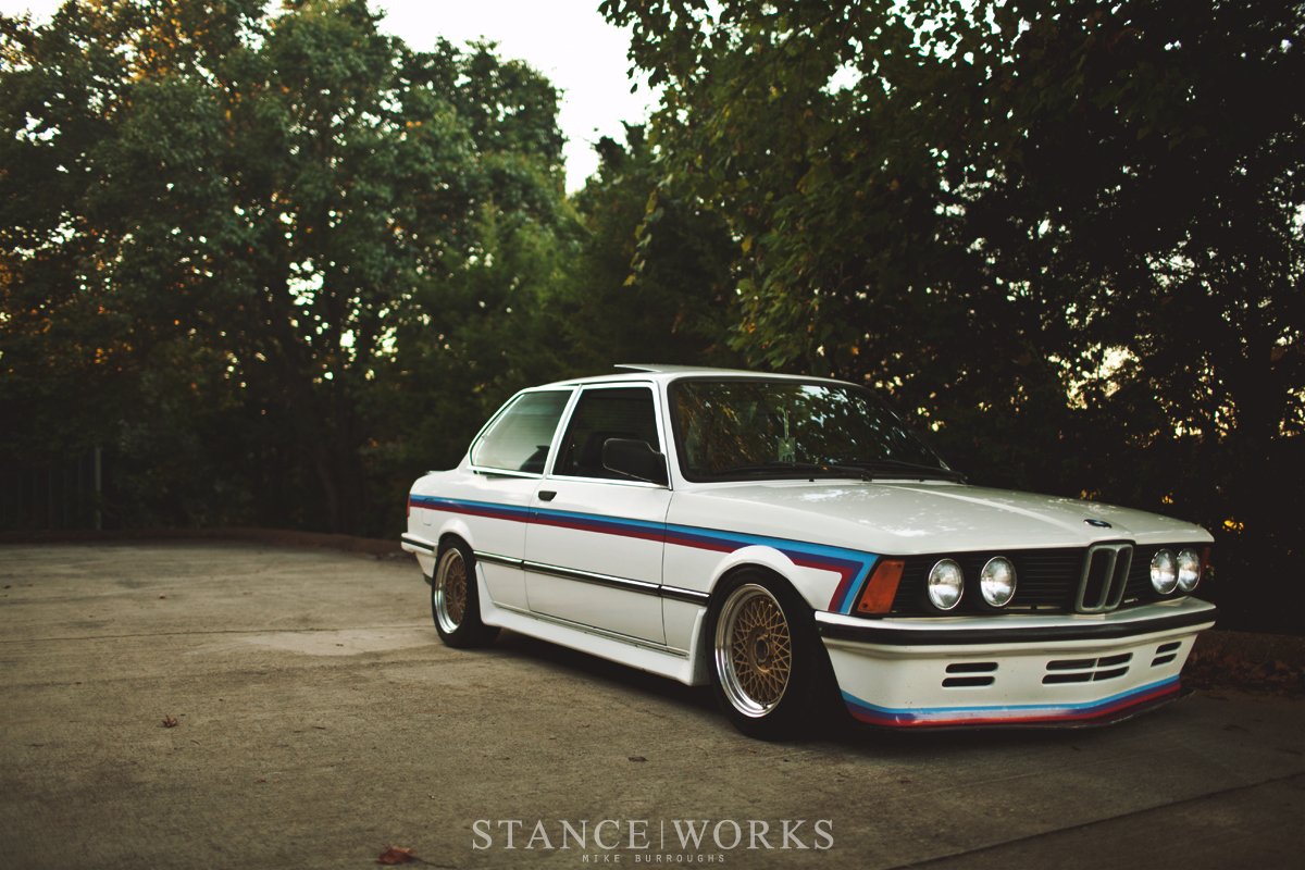 The E21 Meister Stanceworks E21 320is