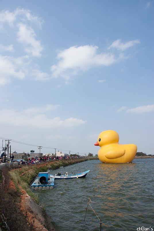 黃色小鴨@桃園