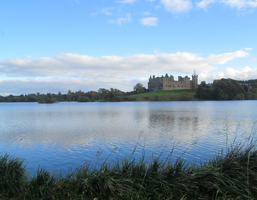 Linlithgow Palace 5 from north