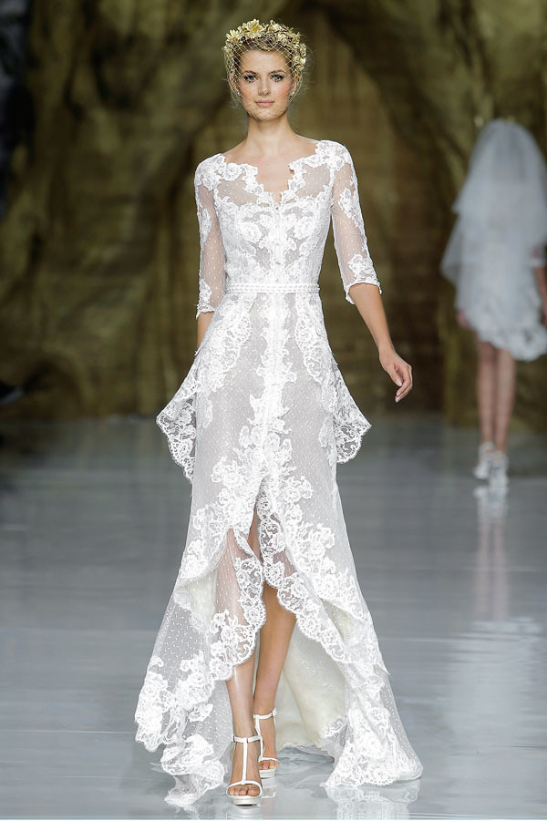 10 Gorgeous Long Sleeved Wedding Gowns | Bridal Styles