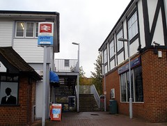 Picture of Petts Wood Station