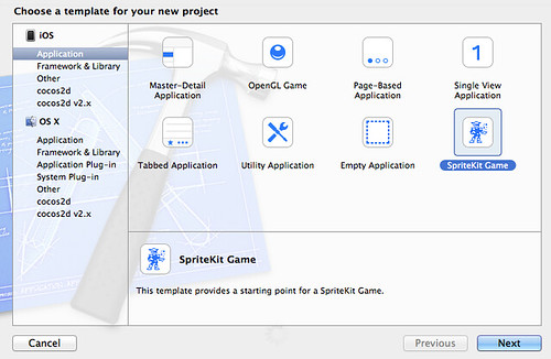 iOS 7 Tutorial Series: Introduction to Sprite Kit | CapTech