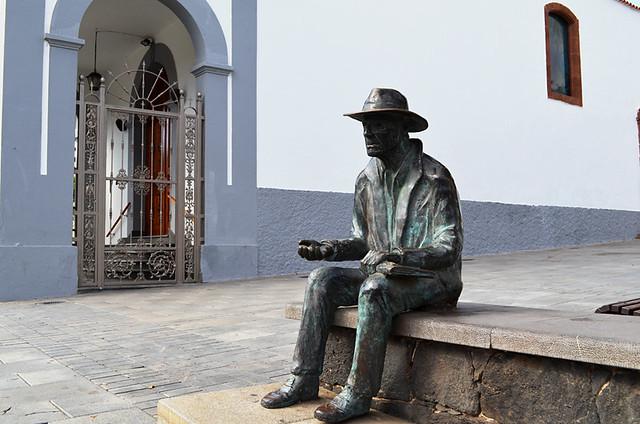 Suso Machín, Puerto del Rosario, Fuerteventura