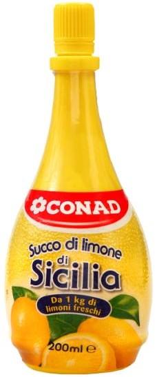 Succo di Limone Conad