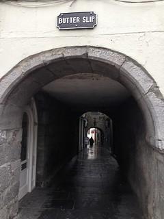 Buttter Slip, Kilkenny