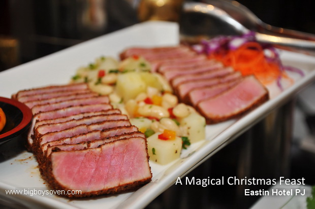 A Magical Christmas Feast Eastin Hotel 1