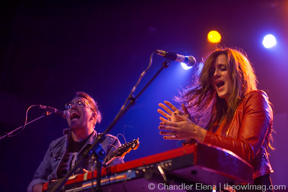 Kopecky Family Band @ Fonda Theatre, LA 12/9/13