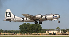 aviation, military aircraft, boeing b-29 superfortress, airplane, propeller driven aircraft, vehicle, air force,