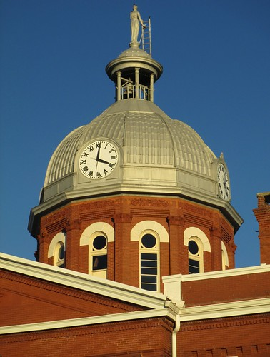 Chambers County Courthouse Tower (LaFayette, Alabama)