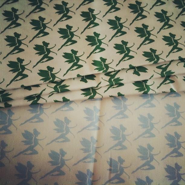New Xianna fabrics