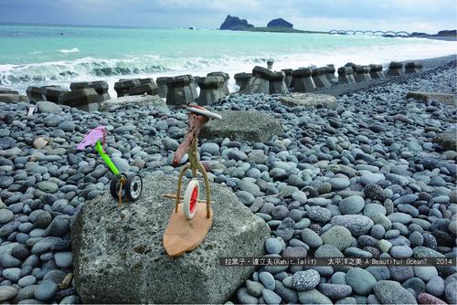 太平洋之美-遠征遷徙-1-拉黑子。圖片提供:海科館。