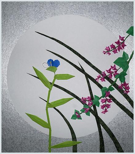 Origami Flowers (Yoshiko Kawai)