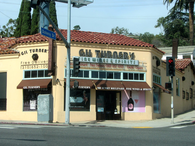 gil turner's on sunset