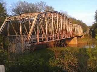 Indiana State Highway Bridge 46-11-1316- Bowling Green IN (2)
