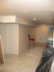 basement_drywall