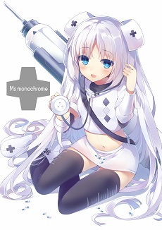 Xem phim Miss Monochrome The Animation - Miss Monochrome [Bluray] Vietsub