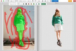 画像の後ろを白抜きにするWebサービス「Remove Image Backgrounds」簡単にWeb上で出来るからいいね!