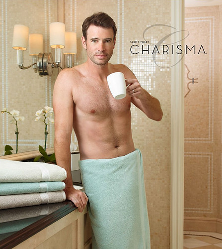 Charisma ad Scott Foley