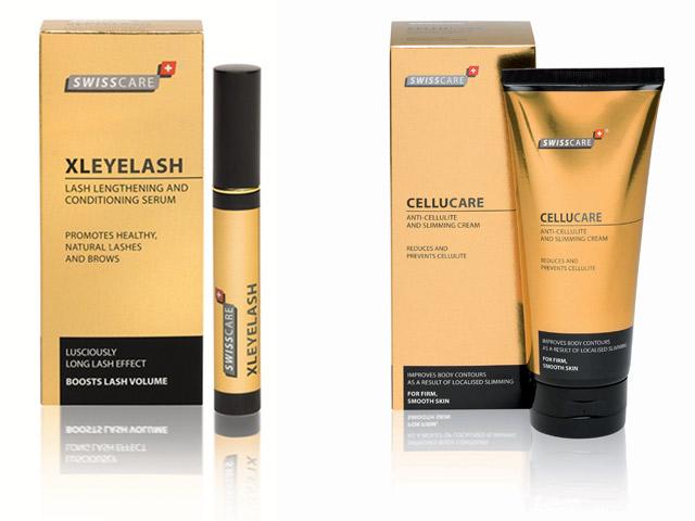 Swisscare Eyelash y Cellucare
