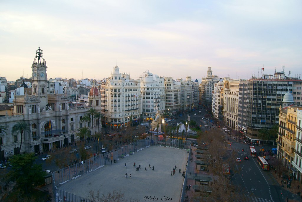 Valencia desde el Edificio Telefonica (9)