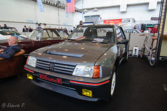 automobile, automotive exterior, peugeot, vehicle, bumper, peugeot 205, land vehicle,