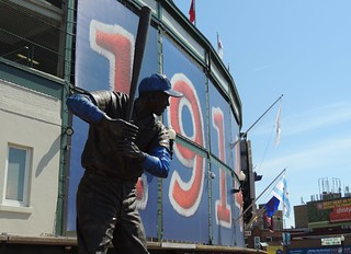 Mr. Cub is Ready If You Are