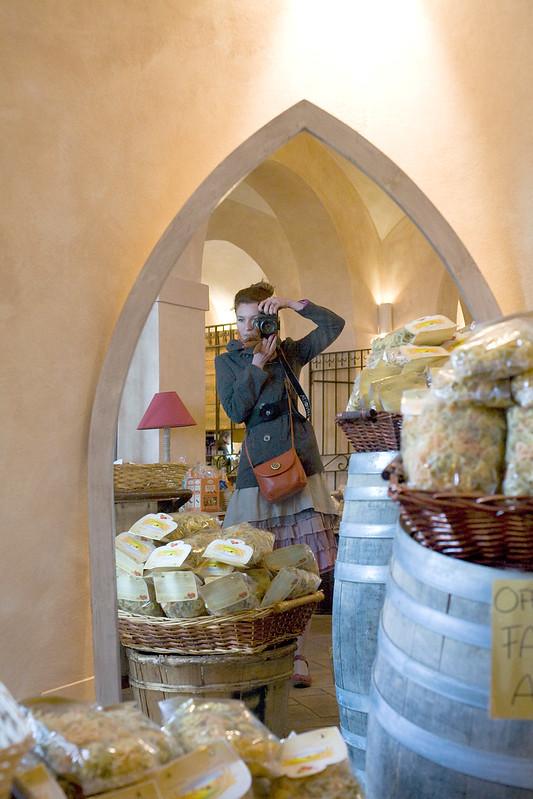 Магазин с тосканскими товарами