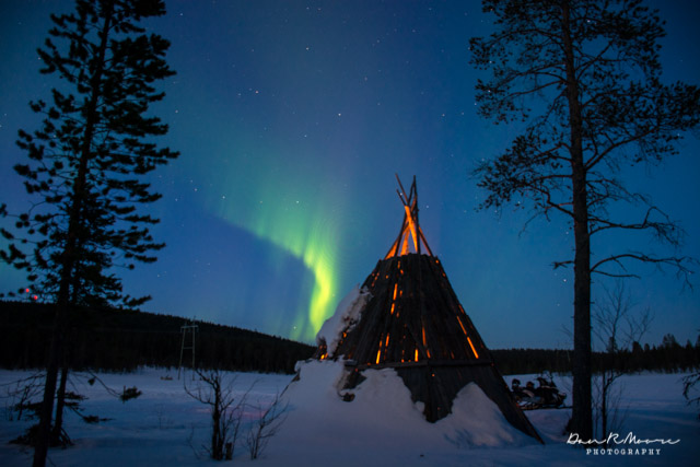 The Northern Lights — Everything You Need to Know About Seeing the Magical Auroras  - Northern Lights in Finland from Teepee