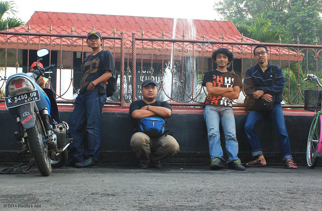 In front of Kudus Government Office