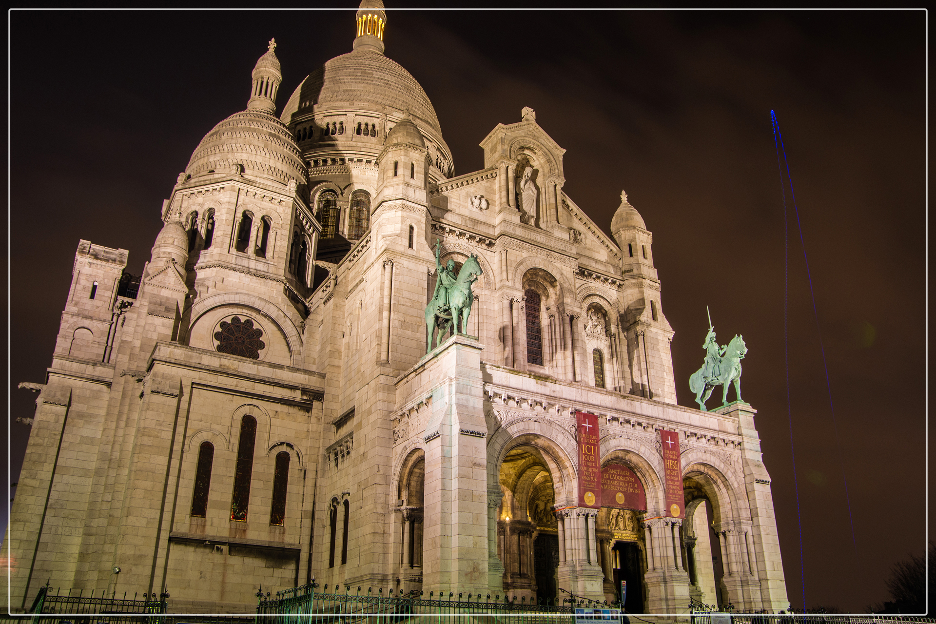 3月的巴黎