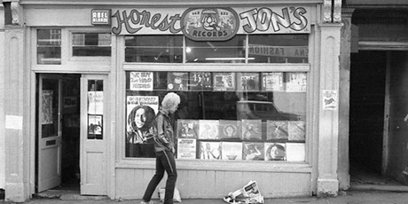 Theres Another Music Exchange On Berwick Street In My Experience The Notting Hill Gate One Has More Of A Reliable Electronic Selection