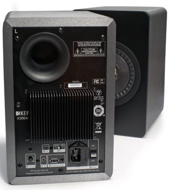KEF-X300A-wireless