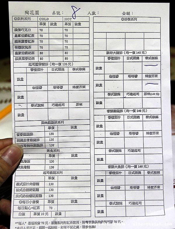 【輔大站美食】新北市新莊.陶花園