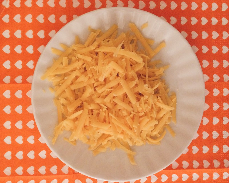 zwergenprinzessin kocht: mac'n'cheese mit spargel & speck