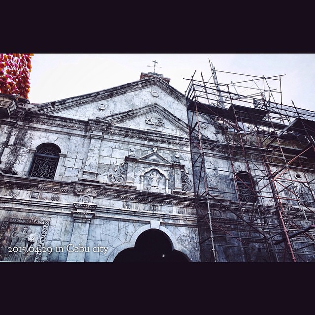 … 菲律宾教堂篇⛪️…那3天时间我们走了6座教堂,并没有刻意只是一路上经过了 … #顺德 #上海 #airport #gz #sh #streetphotography #streetsnap #ricohgr #ricoh #gr #vsco #vscocam #snapshot #snap #gm #panasonic #iphone6 #iphone #philippines #MANILA #travel #travelphotography #cebu #church