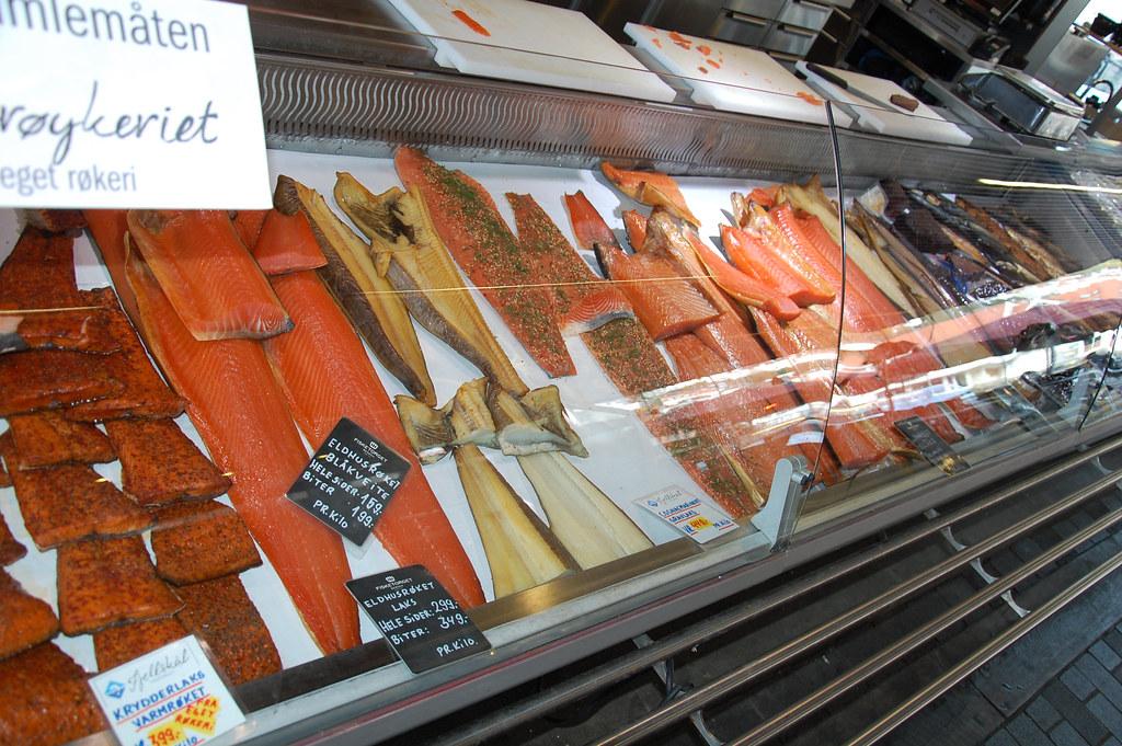 Mercado de Pescado de Bergen