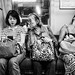 Three women on the Yamanote Line by Bruno.T71