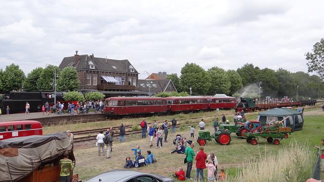 Simpelveld, Railbus ZLSM stoomtreindagen