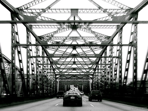 Interstate Bridge, Washington-Oregon