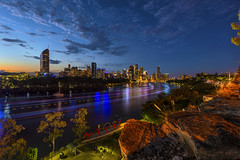 Kangaroo point cliffs 2017