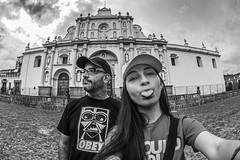 Me and my grrrl   Antigua, Guatemala