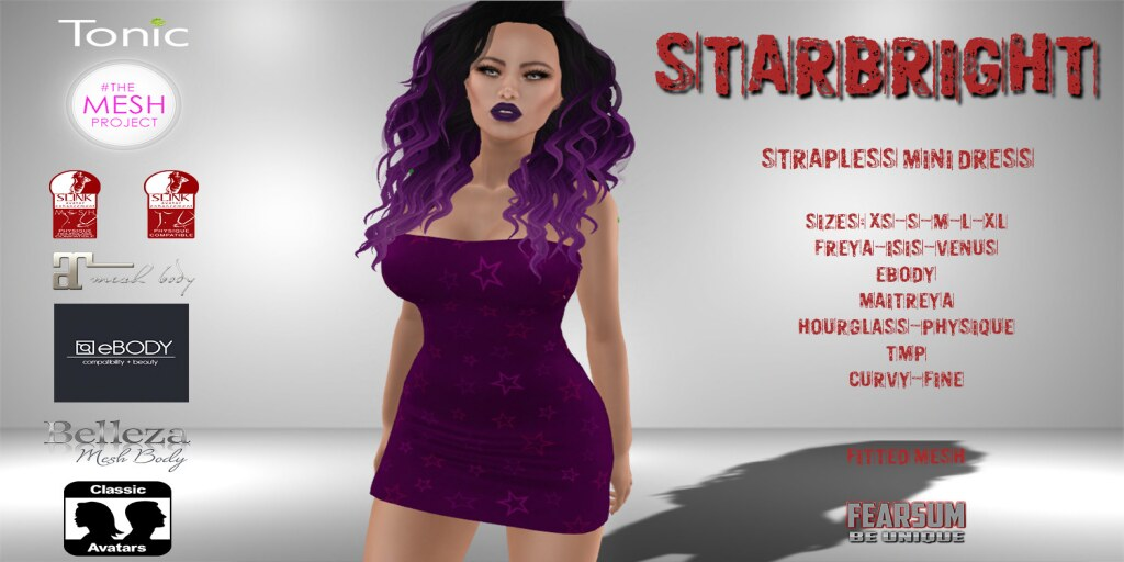 Starbright - SecondLifeHub.com