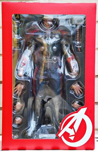 Hot Toys Movie Avengers Thor